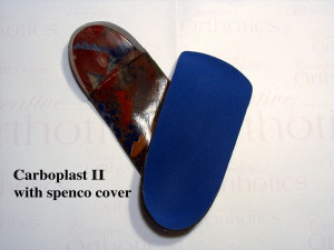carboplast with spenco cover